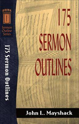 175 Sermon Outlines [ePub Ebook]