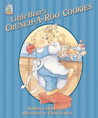 Little Bears Crunch-A-Roo Cookies