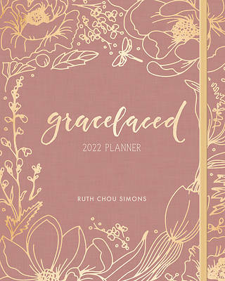 Picture of Gracelaced 2022 12-Month Planner