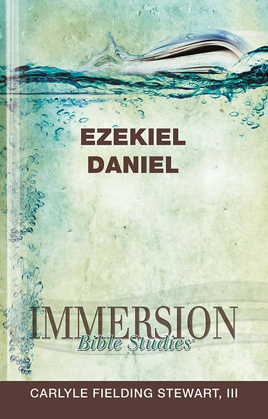 Picture of Immersion Bible Studies: Ezekiel, Daniel