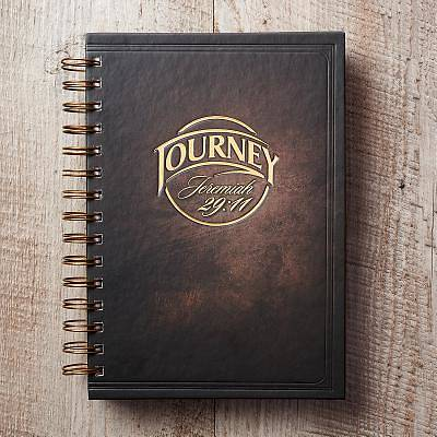 Journal Wrbnd Large Journey Brown Jeremiah 29