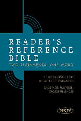 Picture of Reader's Reference Bible