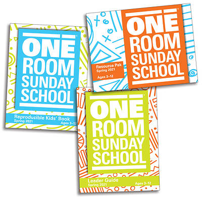 Picture of One Room Sunday School Kit Spring 2021 Download