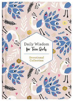 Picture of Daily Wisdom for Teen Girls