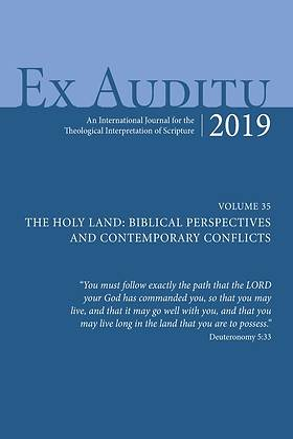 Picture of Ex Auditu - Volume 35
