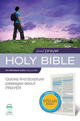 Find Prayer - New International Version Verselight Bible