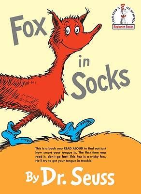 Picture of Fox in Socks