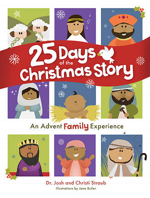 Picture of 25 Days of the Christmas Story