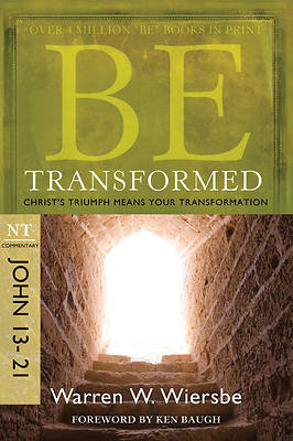Picture of Be Transformed (John 13-21)