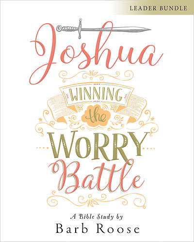 Joshua - Women's Bible Study Leader Bundle