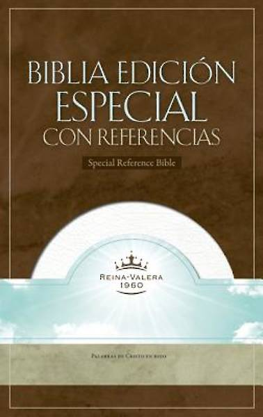 Picture of Bible Edicion Especial Con Referencias-RV 1960