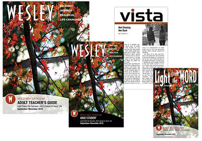 Wesley Adult Teachers Resource Kit Fall