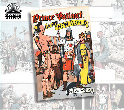 Picture of Prince Valiant in the New World