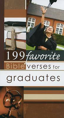 Picture of 199 Favorite Bible Verses for Graduates