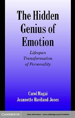 The Hidden Genius of Emotion [Adobe Ebook]
