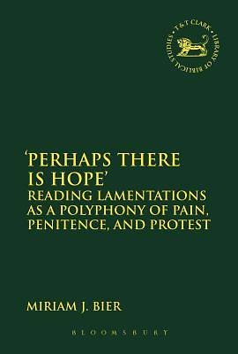 'Perhaps There Is Hope'