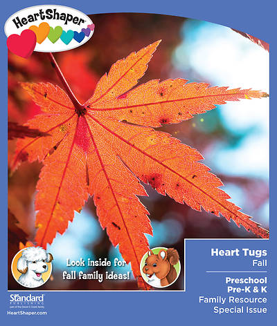 Picture of Heartshaper Preschool-PreK-K Hugs Take Home Papers PK5 Fall