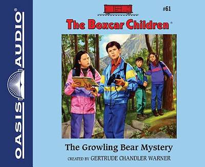 Picture of The Growling Bear Mystery (Library Edition)