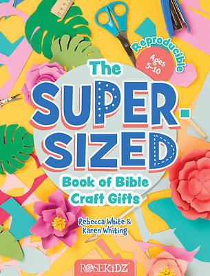 Picture of The Super-Sized Book of Bible Craft Gifts