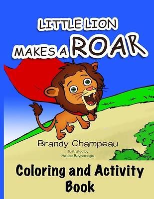 Picture of Little Lion Makes a Roar Activity Book