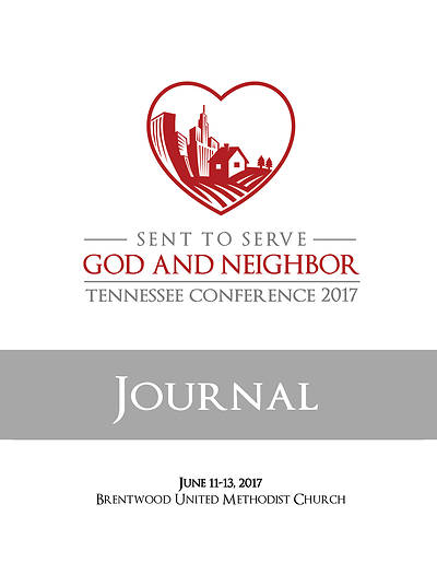 Picture of Tennessee Annual Conference Journal 2017