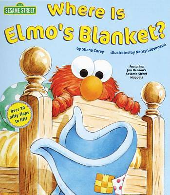 Where Is Elmos Blanket? (Sesame Street)