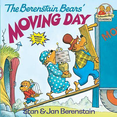 Picture of The Berenstain Bears' Moving Day