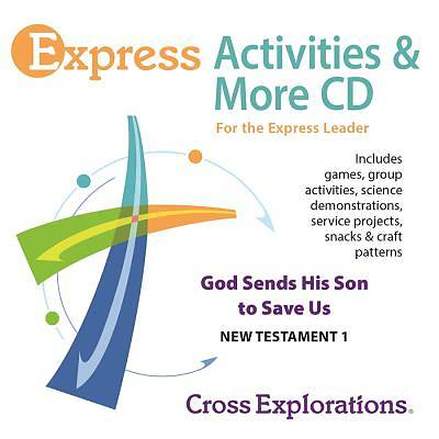 Picture of Express Activities & More CD (Nt1)
