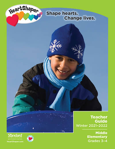 HeartShaper Middle Elementary Teacher Book Winter