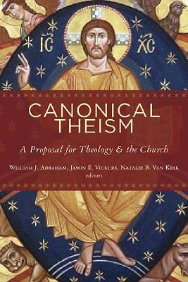Picture of Canonical Theism