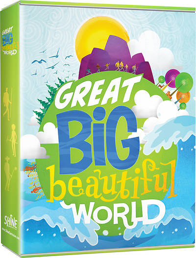 Picture of Vacation Bible School (VBS 2020) Great Big Beautiful World Starter Kit