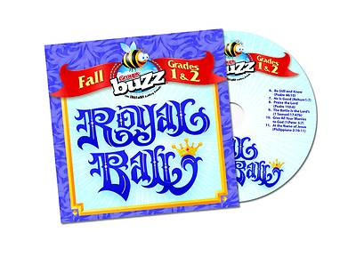Picture of Buzz Grades 1-2 Royal Ball CD Fall 2020