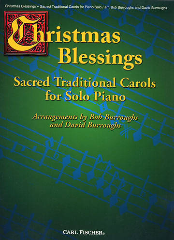 Christmas Blessings Piano Collection