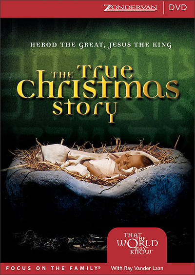 The True Christmas Story DVD