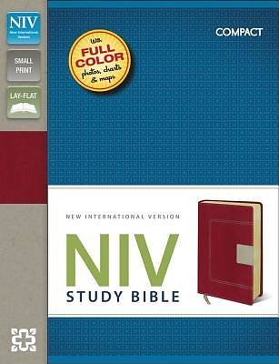 New International Version Study Bible, Compact