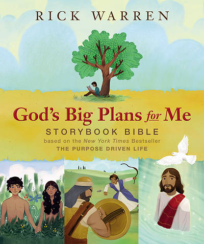 Gods Big Plans for Me Storybook Bible