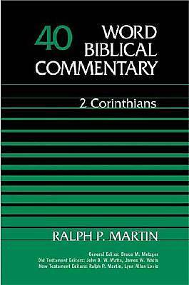 Word Biblical Commentary - Corinthians