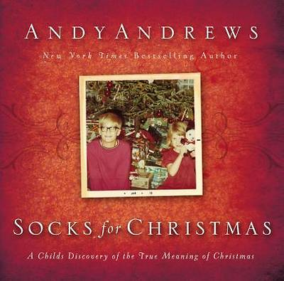 Socks for Christmas with CD