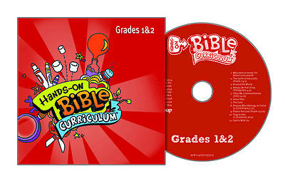 Picture of Hands-On Bible Curriculum Grades 1 & 2 CD Spring 2015