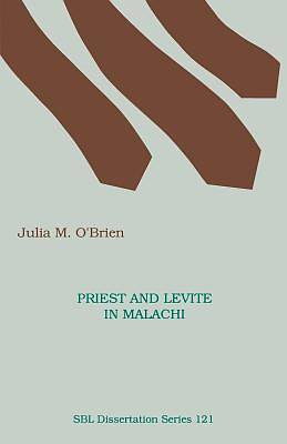 Picture of Priest and Levite in Malachi