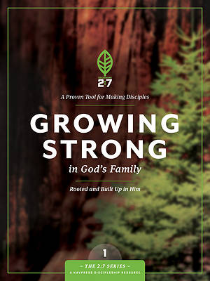 Growing Strong in Gods Family