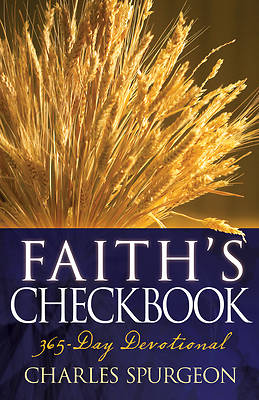 Picture of Faiths Checkbook