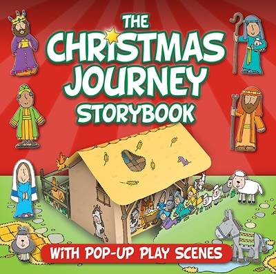 The Christmas Journey Storybook