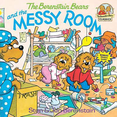 Picture of The Berenstain Bears and the Messy Room