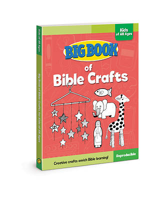 Picture of Big Book of Bible Crafts for Kids of All Ages