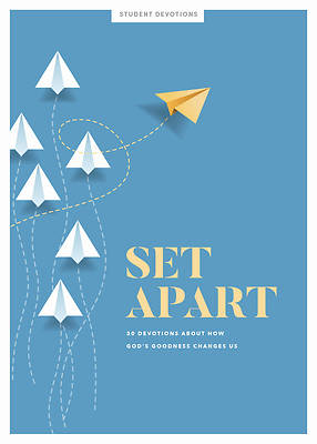 Picture of Set Apart - Teen Devotional