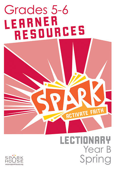 Picture of Spark Lectionary Grade 5-6 Learner Leaflet Year B Spring
