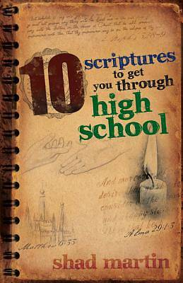Picture of 10 Scriptures to Get You Through High School