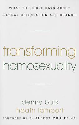 Picture of Transforming Homosexuality