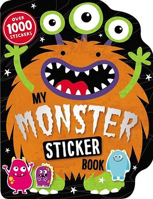 Picture of My Monster Sticker Dude